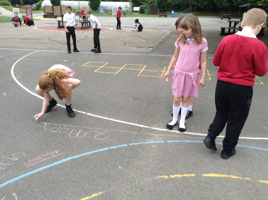 Working together in maths