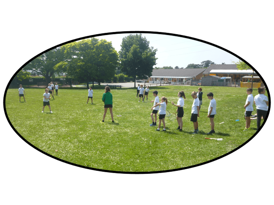 Inter-House Rounders Tournament Years 5 & 6 Jun 18