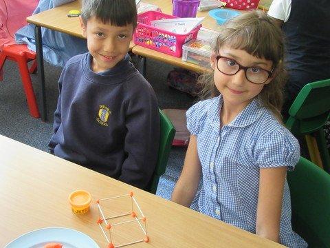Intake Primary School - Year 3 - 3D Model Making