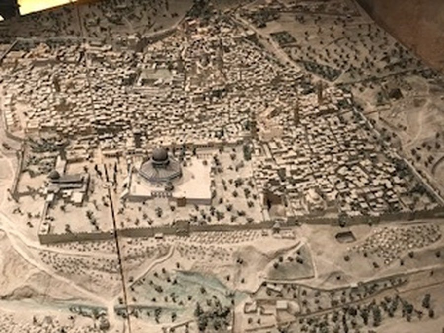 The model of Jerusalem