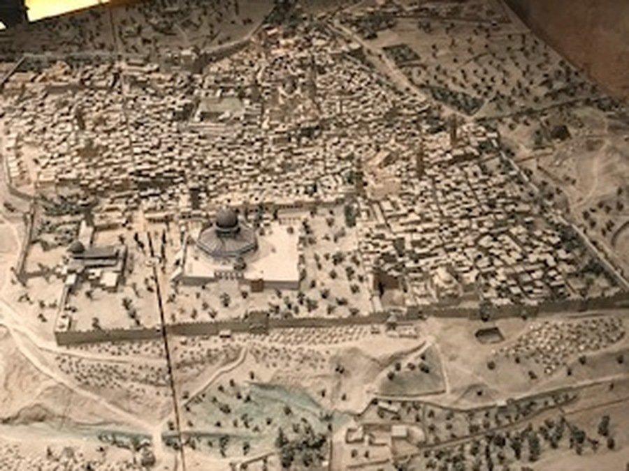 The model of Jerusalem