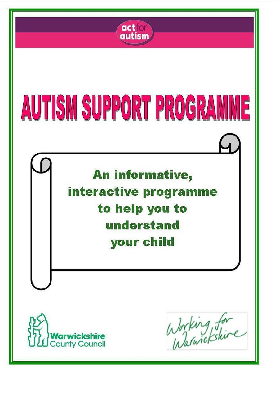 Autism Support Programme Leaflet