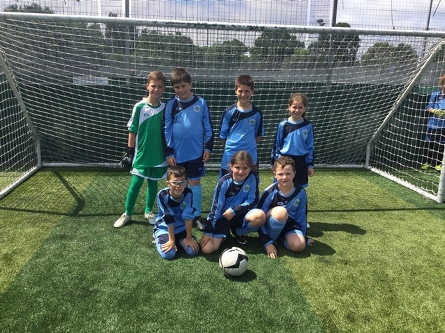 Maccabi Football Tournament June 2018