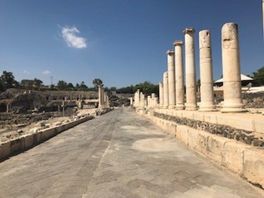 Main Street, Scythopolis