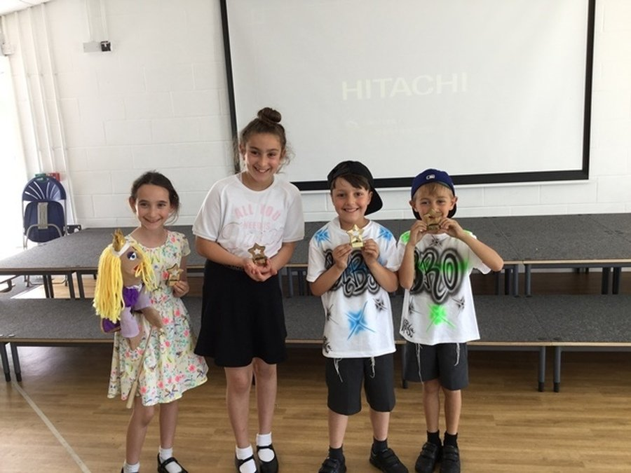 Etz Chaim's Got Talent June 2018