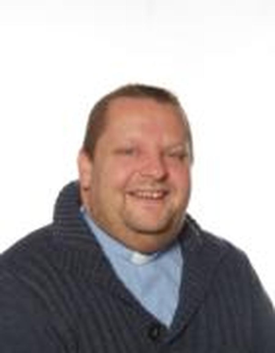 Rev David Gough - Co-opted Governor