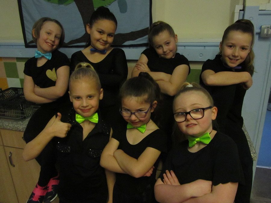 Gangnam Style! Dance Club Junior - February 2018