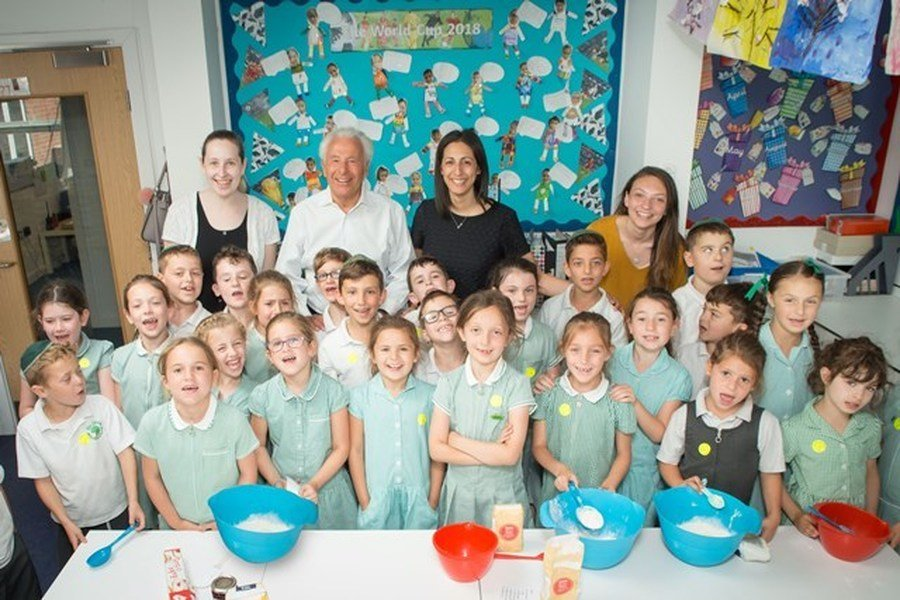Jewish Care Bake sale July 2018