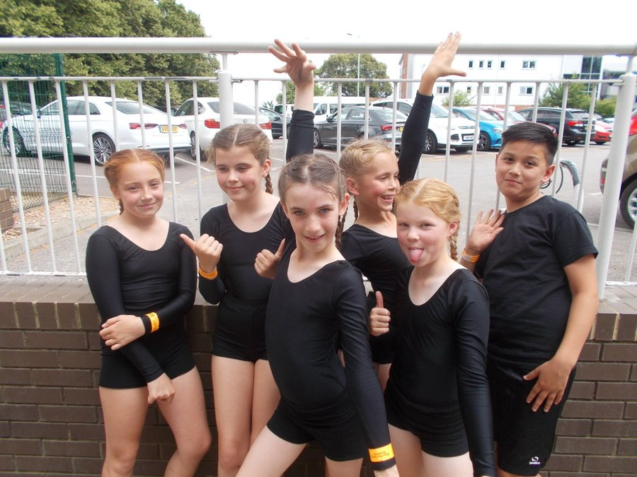Congratulations to the year 5/6 gym team who came 2nd in the Suffolk Finals! July 2018