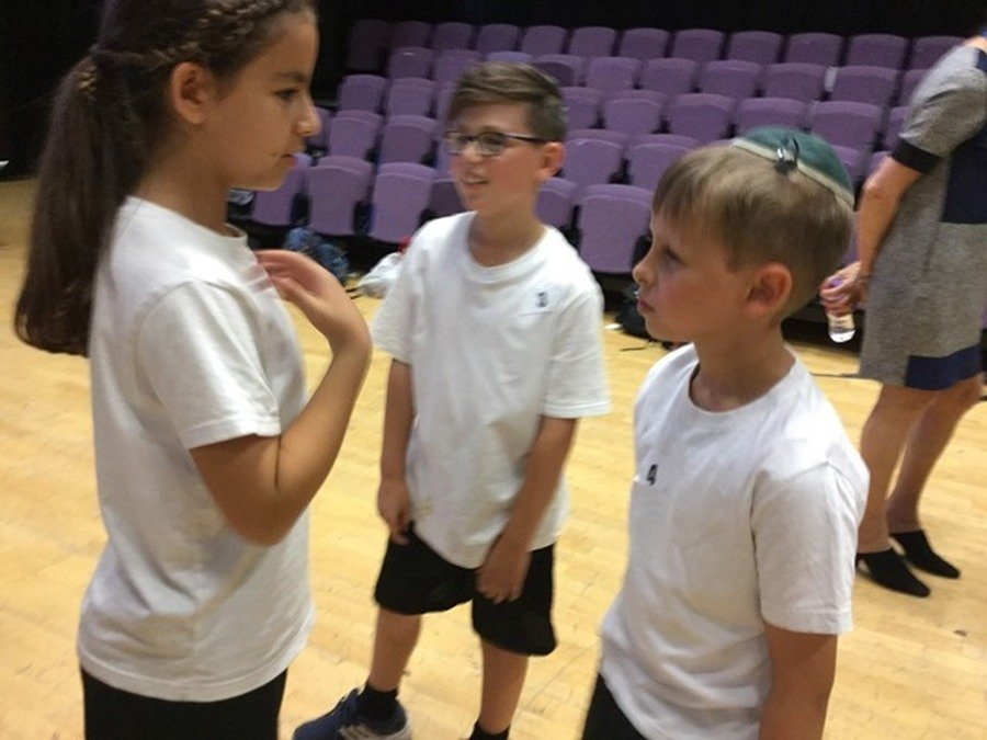 Year 5 Visit JFS July 2018
