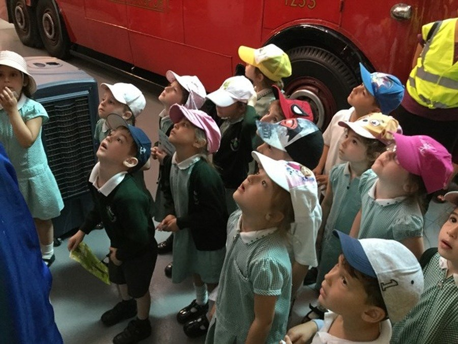 Reception's Trip July 2018