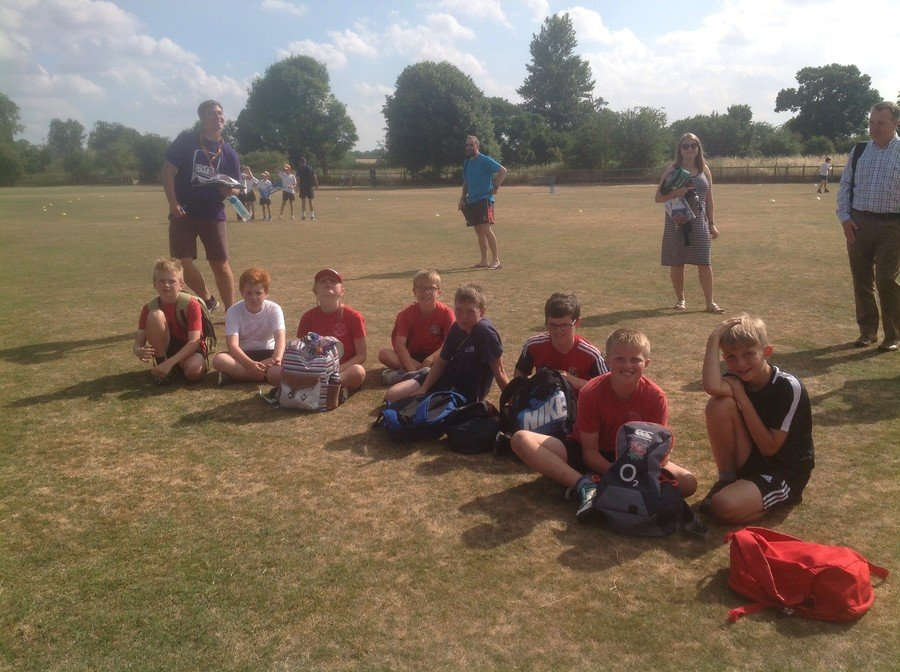Year 5/6 Kwik Cricket Finals July 2018