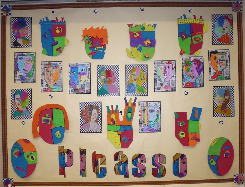 Year Three Artwork Picasso