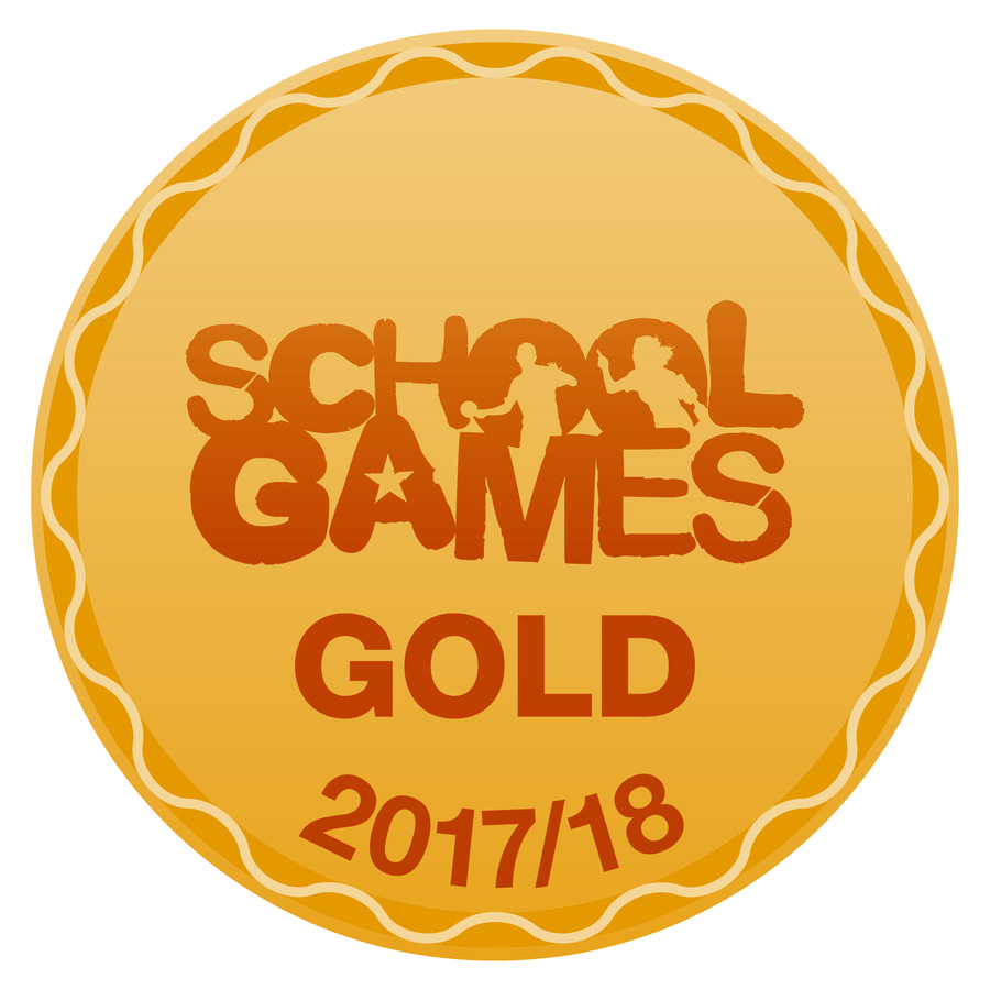 Please click on the School Games Gold Logo above to access our blogs.