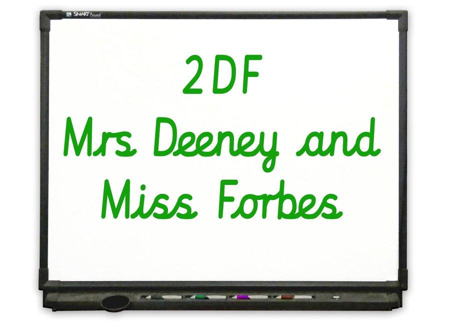 Go to Class 2DF