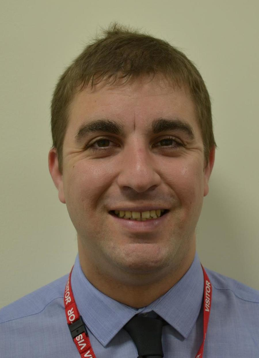 Mr S Troke - Teaching Assistant