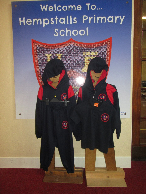 Hempstalls Primary School School Uniform