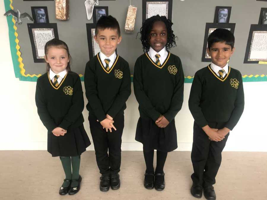 Hugh Gaitskell Primary School - Uniform