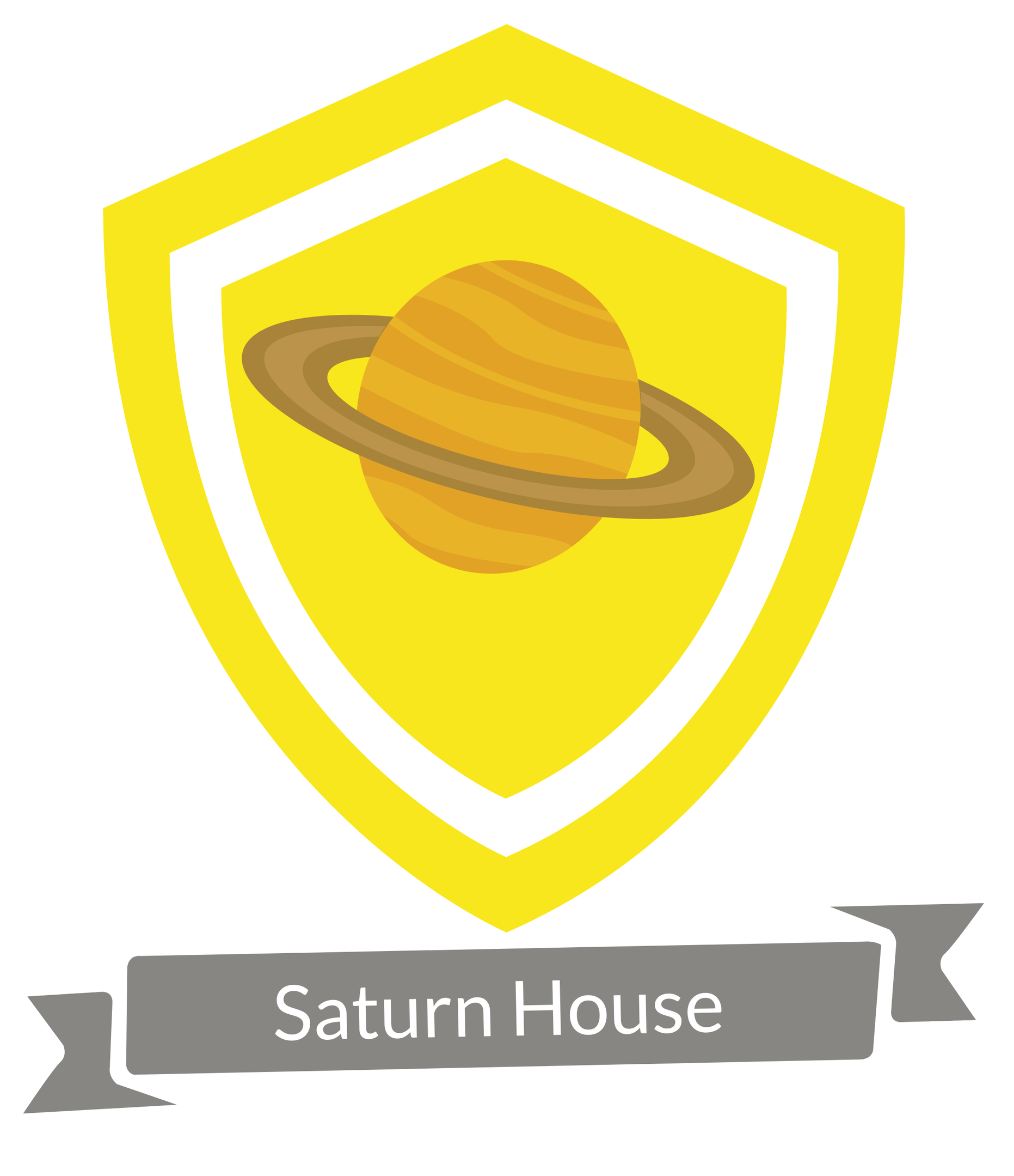 Saturn House Logo