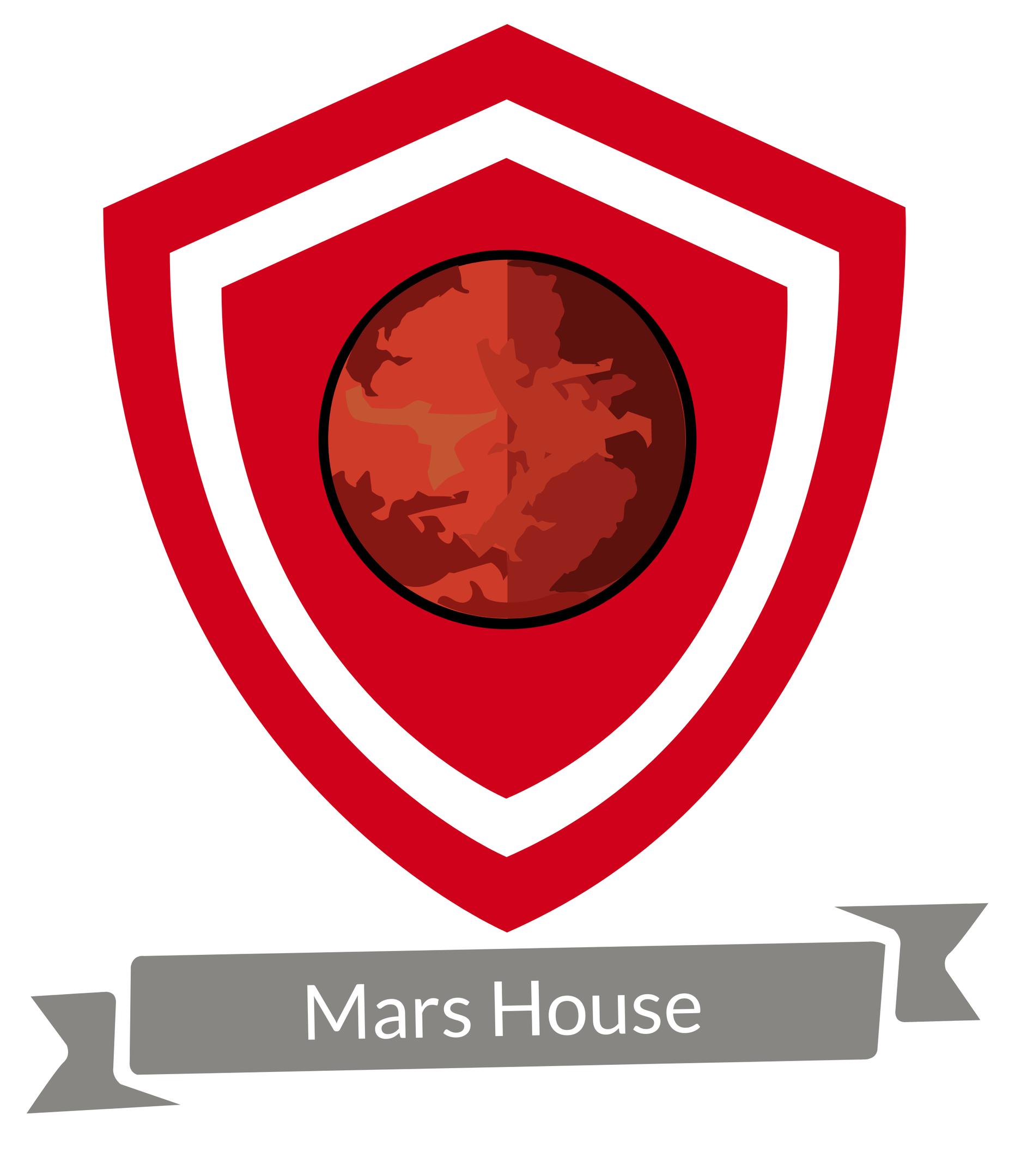 Mars House Logo