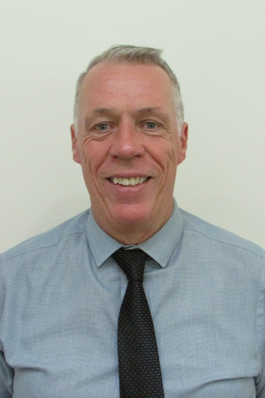 Michael Young - Site Manager