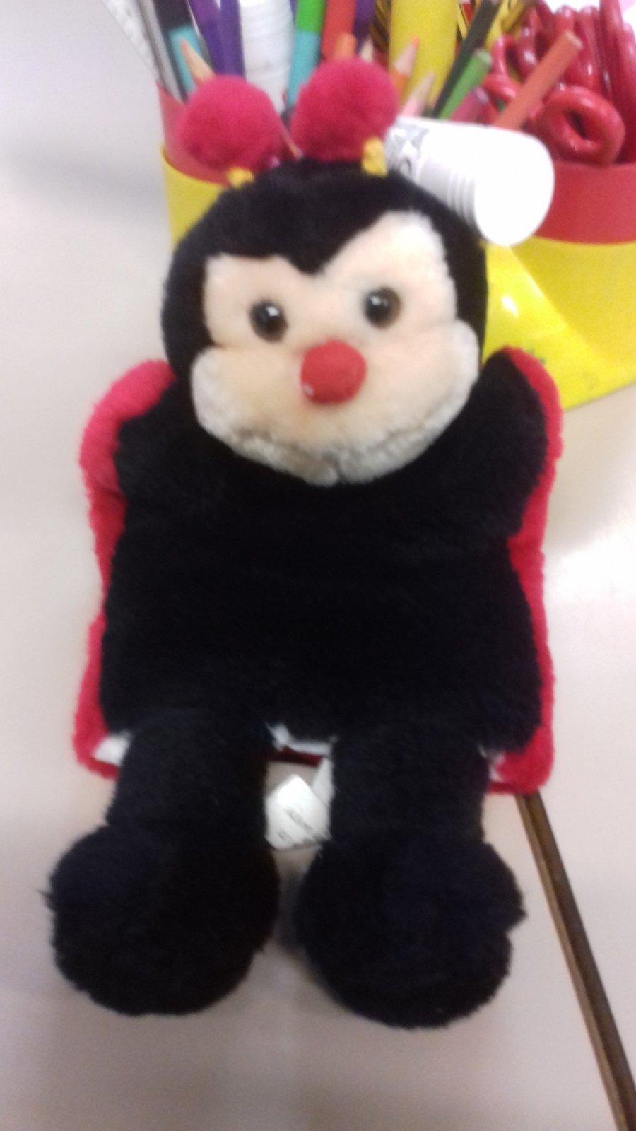 Class 6's Mascot, Spot