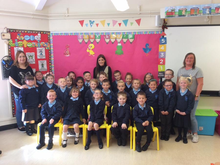 Miss Davis's Class 2018-19