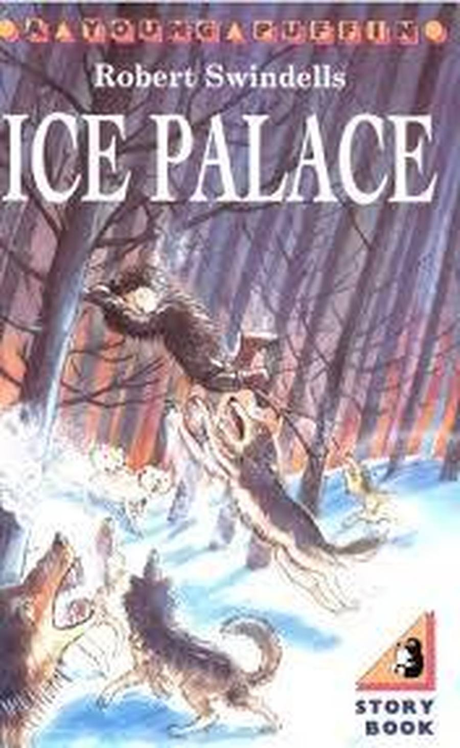 Our Autumn Term novel - Ice Palace by Robert Swindells