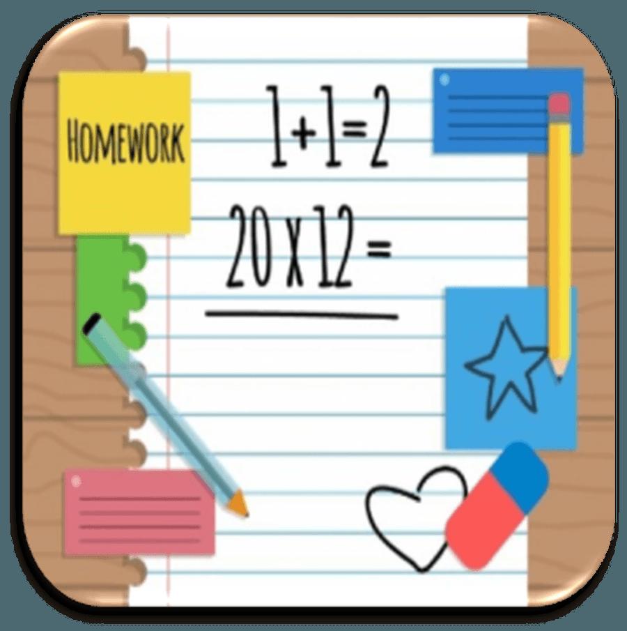 Homework Sheets