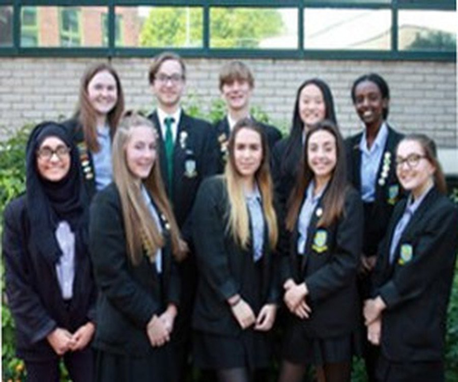Student Prefects & Council