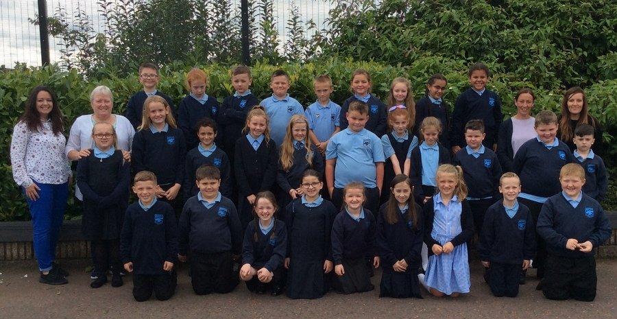 Mrs Breslin's class 2018-19