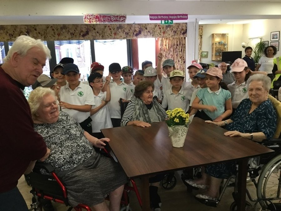 Clore manor Trip September 2018