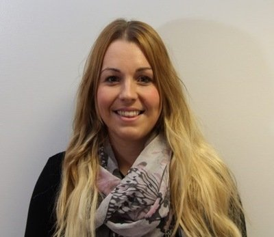 Amie Butterworth - Daycare Manager/HLTA