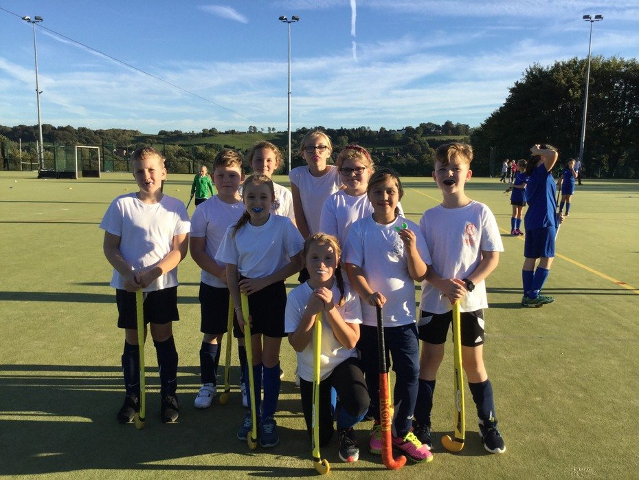 Year 5 & 6 QEGS Hockey Tournament