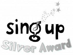 Sing Up Silver Award