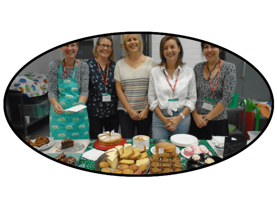 Macmillan Coffee Morning Sept 2018