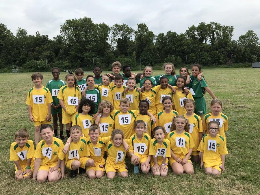 District Sports 2018