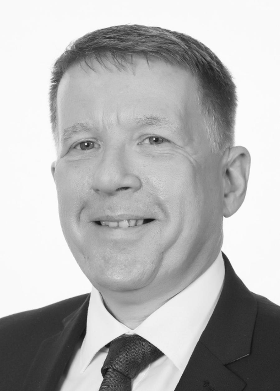 Mr Leach- Principal