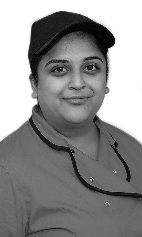 Mrs Kaur- Kitchen Supervisor