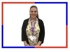 Miss H Holmes - Teaching Assistant KS1