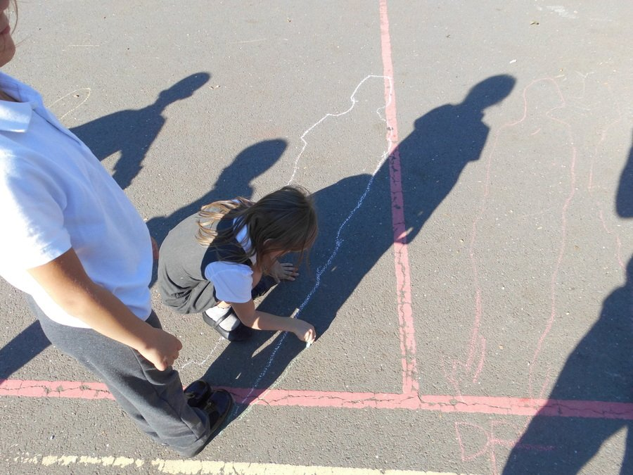 Investigating shadows!