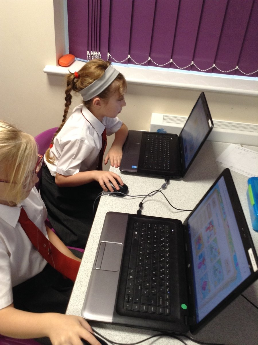 Using the learning platform