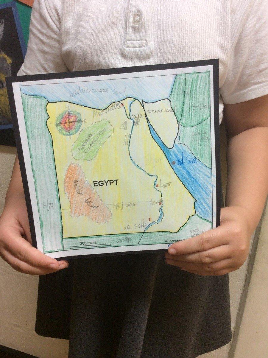 An excellent map!