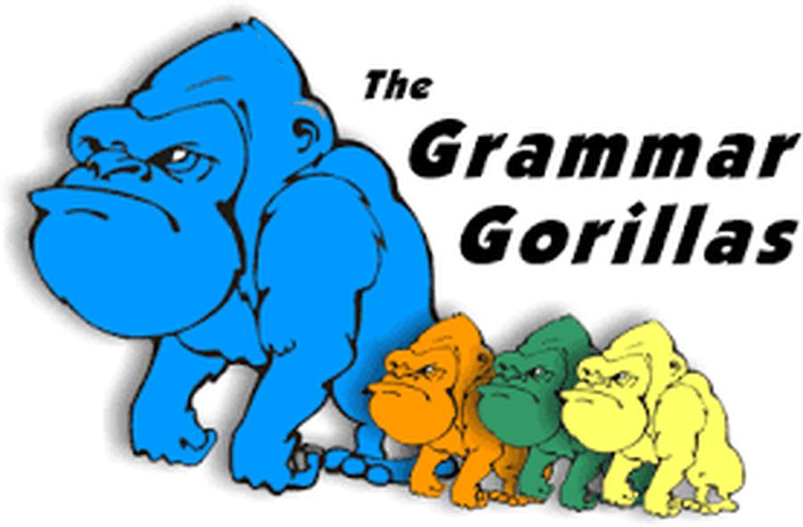 Grammar Gorillas