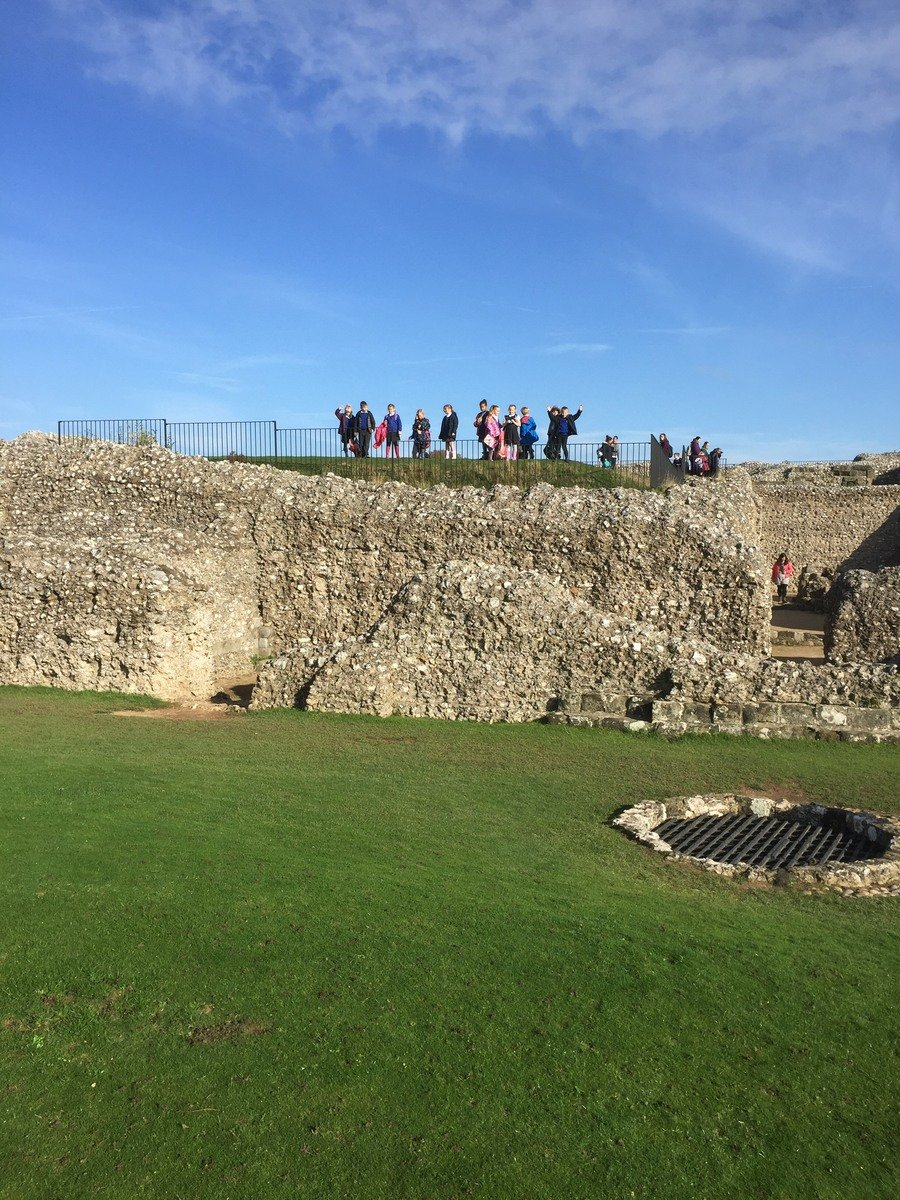 Y2 visit to Old Sarum