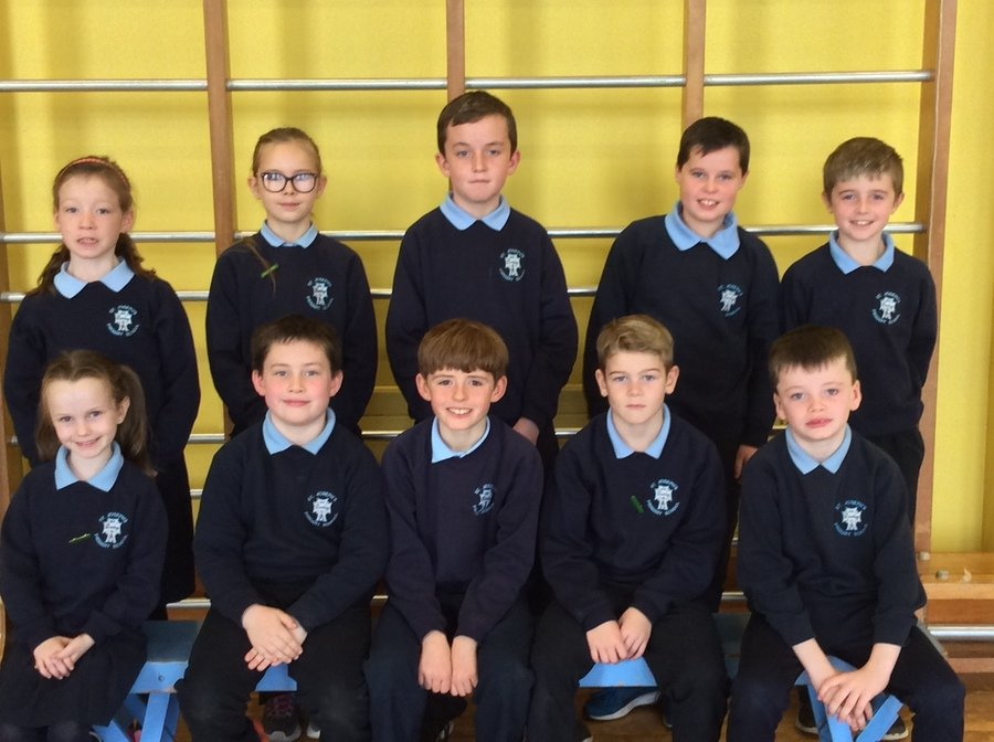 Eco Council Members 2018-19