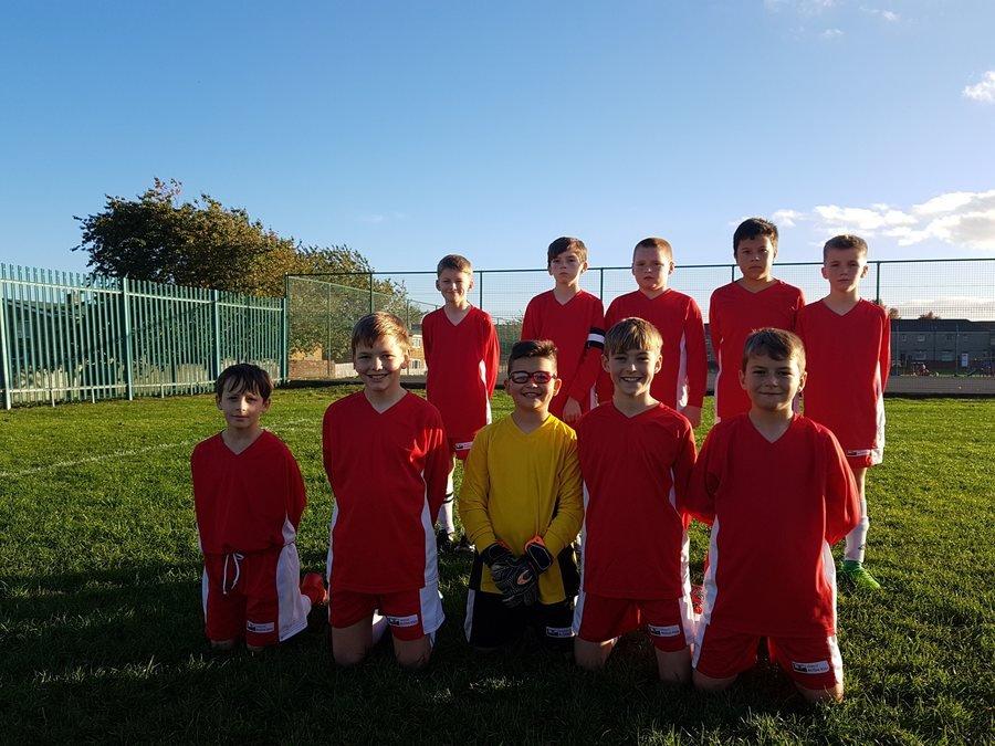 Football Team 2018-19