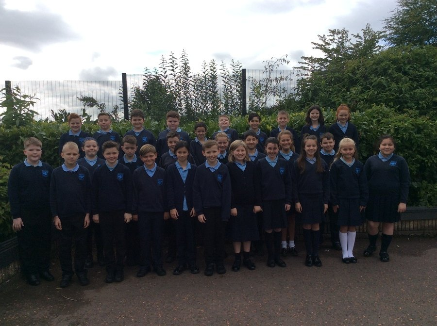 Miss McClenaghan's lovely class 2018-19
