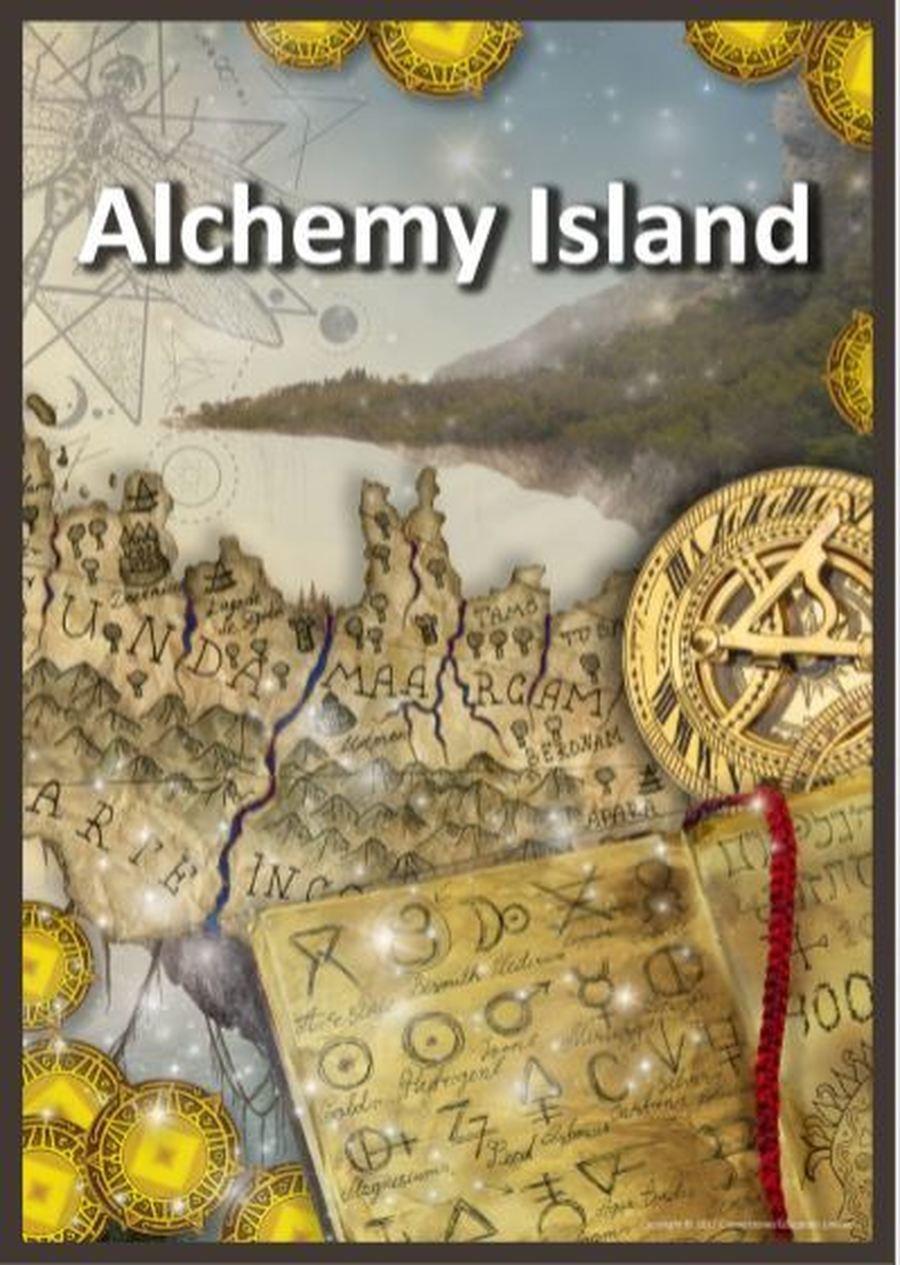 Term 2's theme is Alchemy Island!