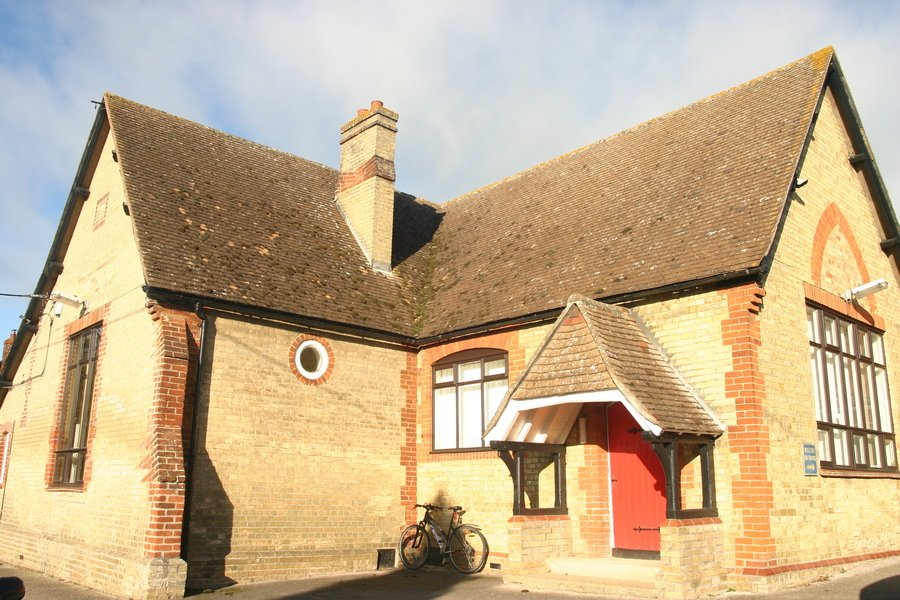 The Victorian part of our school now contains our ICT Suite, staff room and a KS2 classroom
